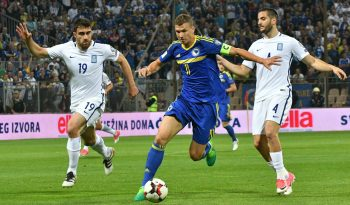 Greece vs Bosnia-Herzegovina
