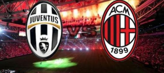 Online soccer predictions for Juventus vs AC Milan